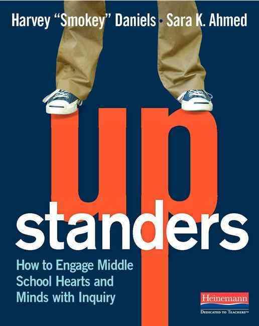 Upstanders By Daniels, Harvey/ Ahmed, Sara